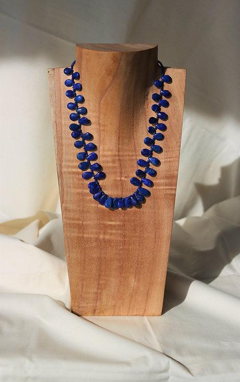 Premium Lapis Necklace