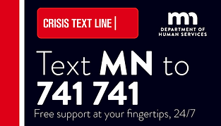 MN Crisis Text Line