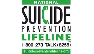Suicide Prevention Life Line Card