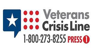 Veterans Crisis Line Image