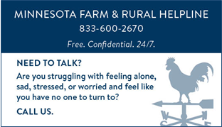 Minnesota Farm & Rural Helpline
