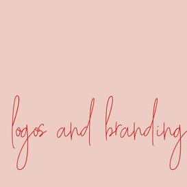 LOGOS AND BRANDING.