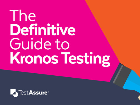 EBOOK COVER FOR TEST ASSURE