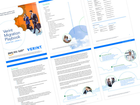 LENGTHY DATA REPORT DESIGN FOR VERINT