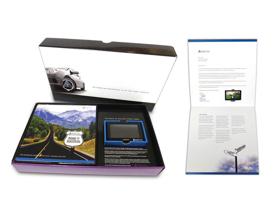 TRIZETTO DIRECT MAIL