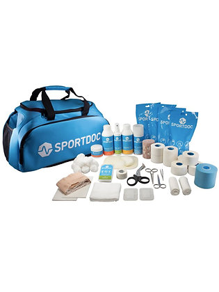 SPORTDOC MEDICAL BAG LARGE (WITH CONTENTS)