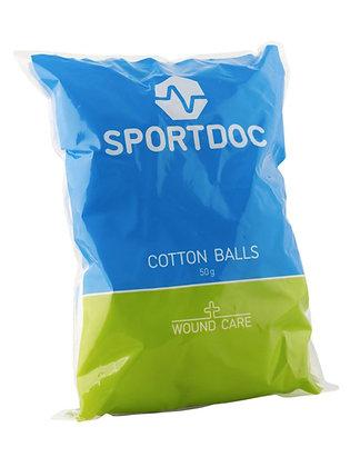 SPORTDOC COTTON BALLS