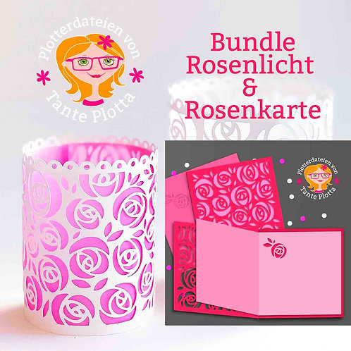 Bundle Rosenlicht & Rosenkarte