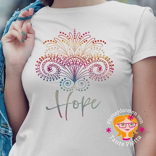"""Plotterdatei """"Hope"""""""