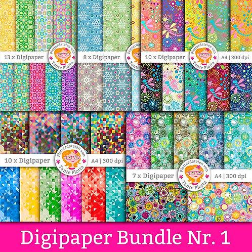 Digipaper Bundle Nr. 1