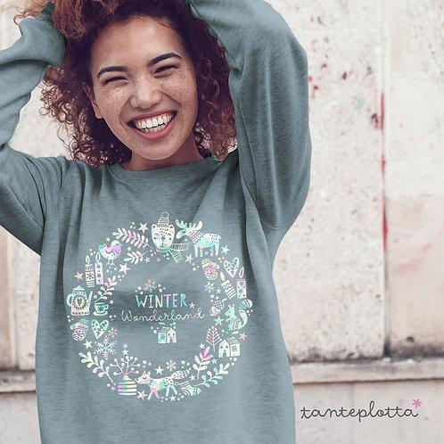 "Plotterdatei ""Winter Wonderland"" Datei & Kreativset"