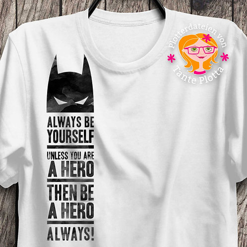 """Plotterdatei """"Hero"""""""