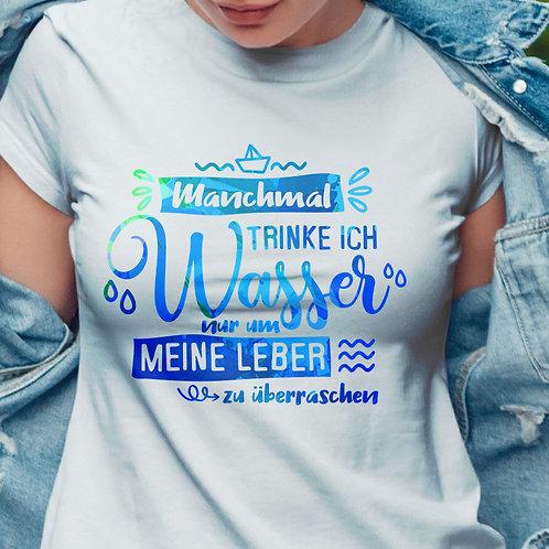 """Plotterdatei """"Wassertrinken"""""""