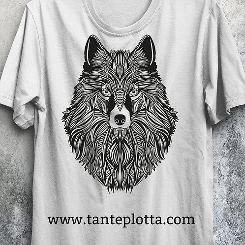Plotterdatei Wolf