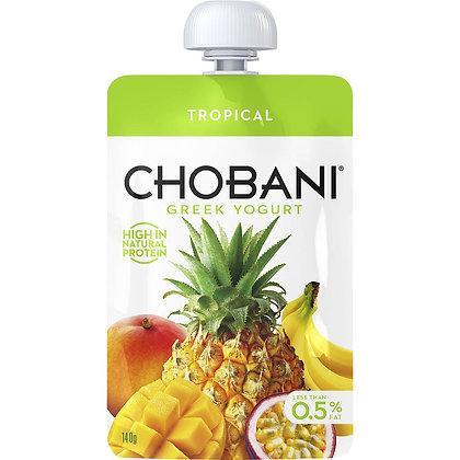 Chobani Greek Yoghurt Tropical 140g