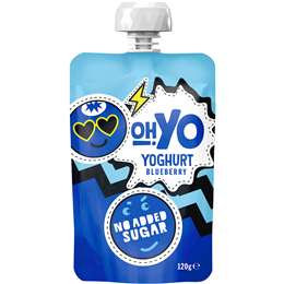 Ohyo Yoghurt Blueberry 120g