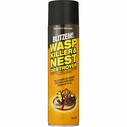 Yates Blitzem! Insect Control Wasp Nest Destroyer 350g