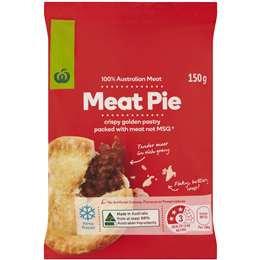 Essentials Meat Pies 150g