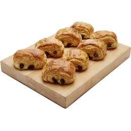 Mini Chocolate Croissant 8 pack