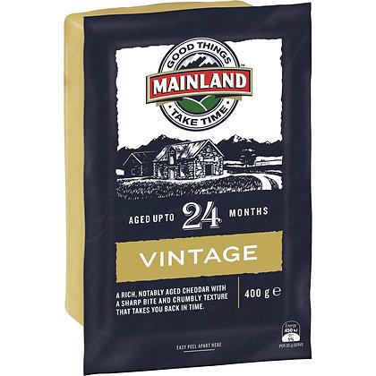 Mainland Vintage Block 400g