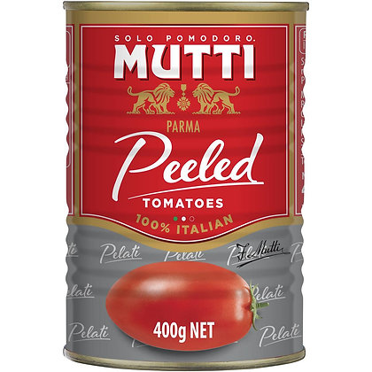 Mutti Mutti Whole Peeled Tomatoes 400g
