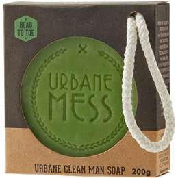 Urbane Mess Clean Soap 200g