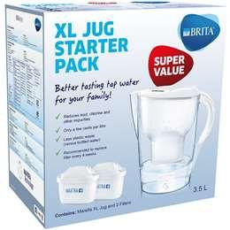 Brita Jug Starter Pack 3.5l