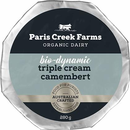 Paris Creek Farms Triple Cream Camembert 280g