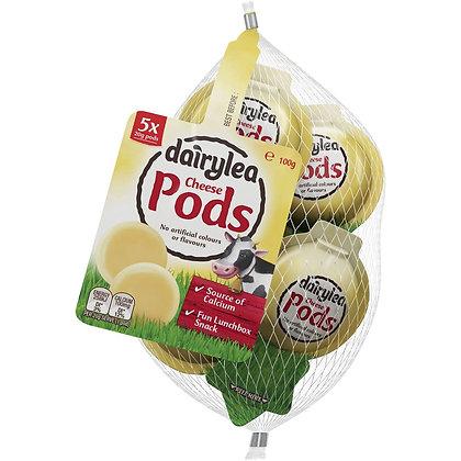 Dairylea Cheese Pods 100g
