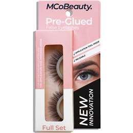 Mcobeauty False Lashes Pre-glued each
