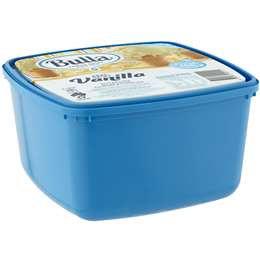 Bulla Ice Cream Vanilla 4l tub