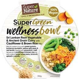 Super Nature Super Green Sri Lankan Bowl 350g