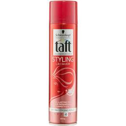 Taft Hair Lacquer Spray Maximum Hold 200g