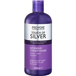 Touch Of Silver Conditioner Brightening 500ml