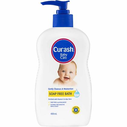 Curash Wash Baby Care Soap Free 400ml