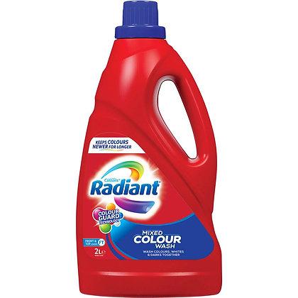 Radiant No Sort Laundry Liquid Front & Top Loader 2l