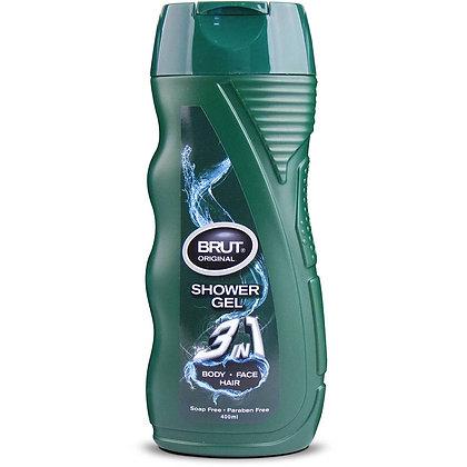 Brut Body Wash Original 400ml