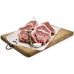 Lamb Midloin Chops 6-8 Pieces 400g - 900g