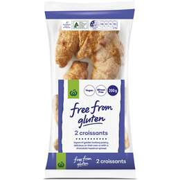 Free From Gluten Croissant 2 pack