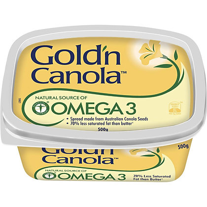 Gold'n Canola Margarine 500g
