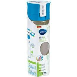 Brita Vital Blue Filter Bottle 600ml