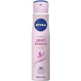 Nivea Deo Pearl & Beauty 250ml