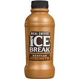 Ice Break Regular Strength Iced Coffee 500ml