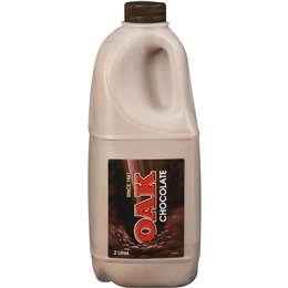 Oak Chocolate Milk 2l