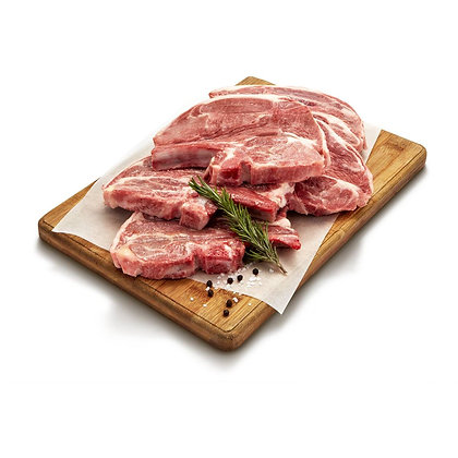 Lamb Forequarter Chops 3-4 Pieces 400g - 800g