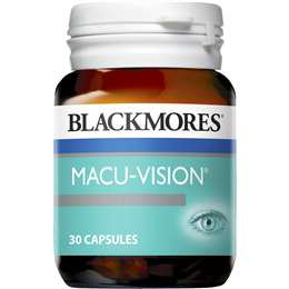 Blackmores Macuvision 30 pack
