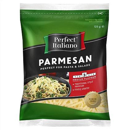 Perfect Italiano Shredded Parmesan 125g