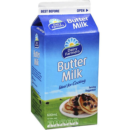 Dairy Farmers Buttermilk 600ml