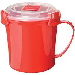 Sistema Plasticware Soup Mug To Go each