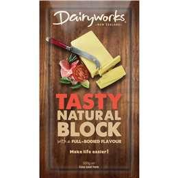 Dairyworks Tasty Block 500g
